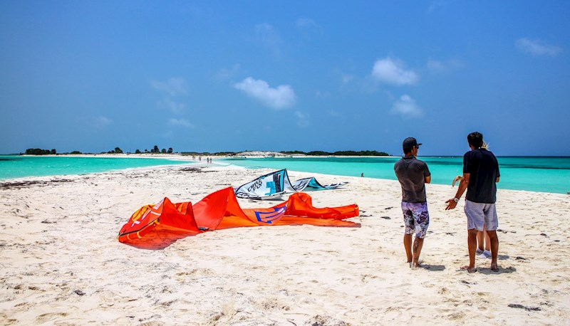Kite Cruise Los Roques