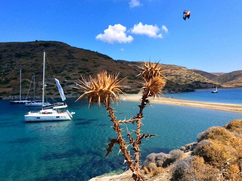 Kite Cruise Cyclades
