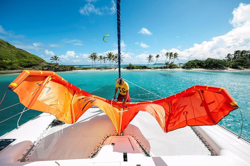 Kite Cruise Grenadines