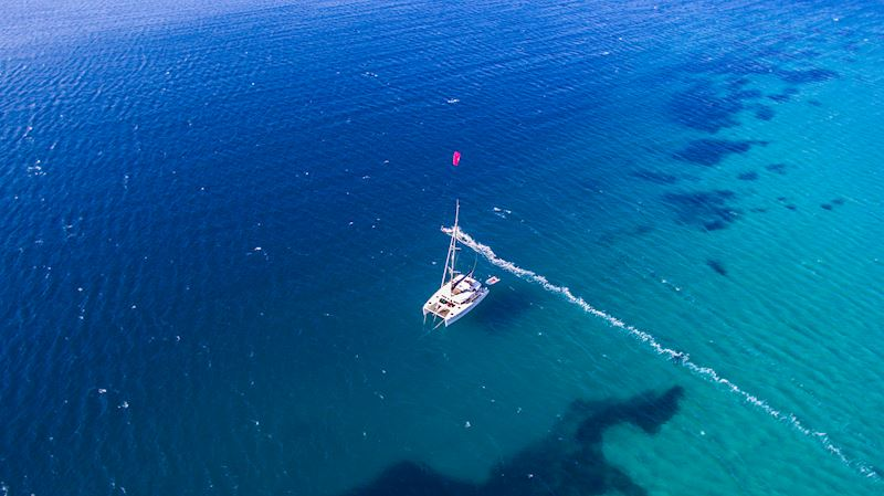 Kite Cruise Sardinia & Corsica