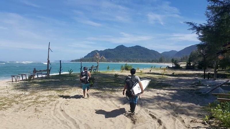 Kite Learning Camp Sumatra