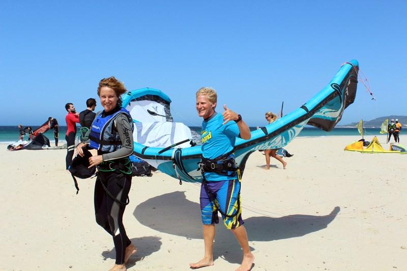 Kite Learning Package Tarifa
