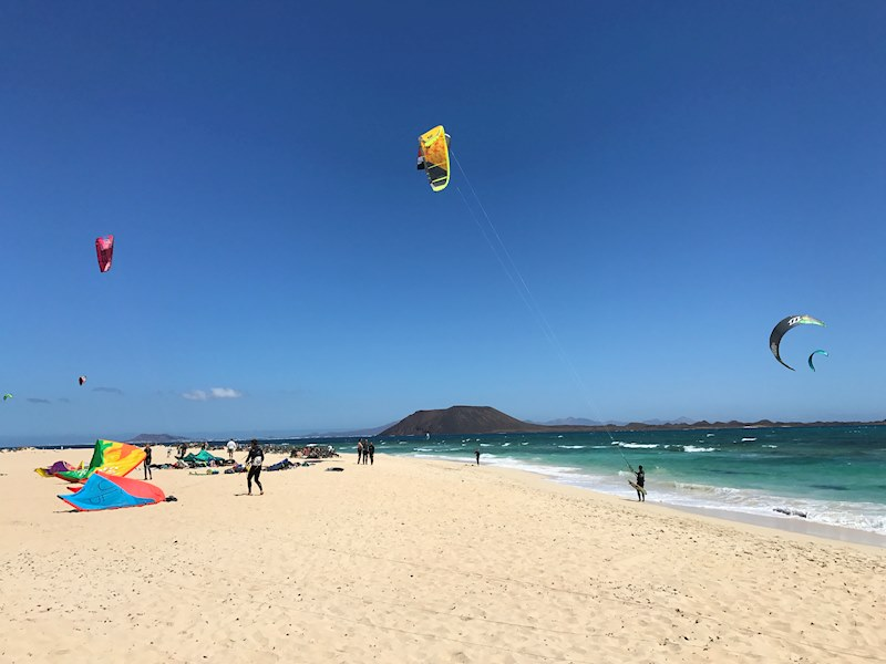 Canary Islands Kite Cruise