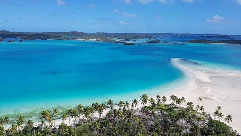 Kite & Sail Safaris to Fiji's Far North