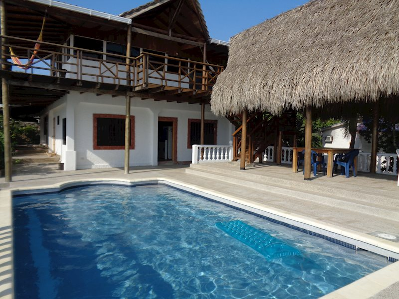 Caribbean Kite Hostel with Sea Views