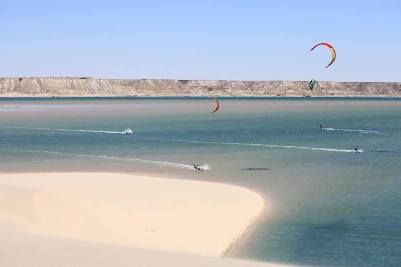 Kitesurf Classes in Dakhla Paradise