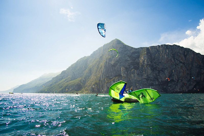 Lake Garda Kite Lessons