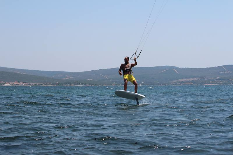 Hydrofoil Kite Camp