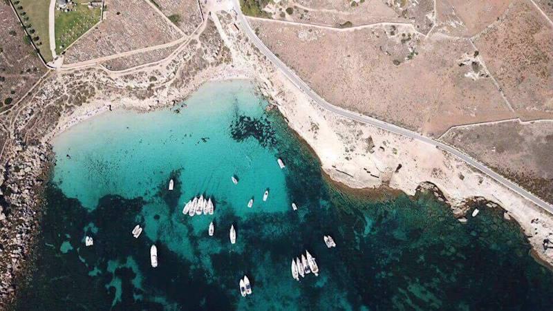 Kitesurf Catamaran cruise Egadi islands