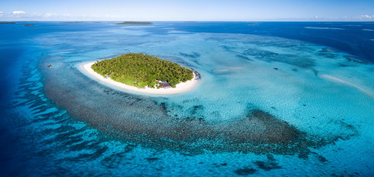 Mounu Island Resort - Island Paradise