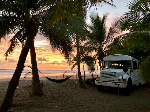 Explore the Tropics in a Converted Bus
