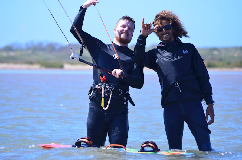 Kitesurf Camp with Daily Lessons