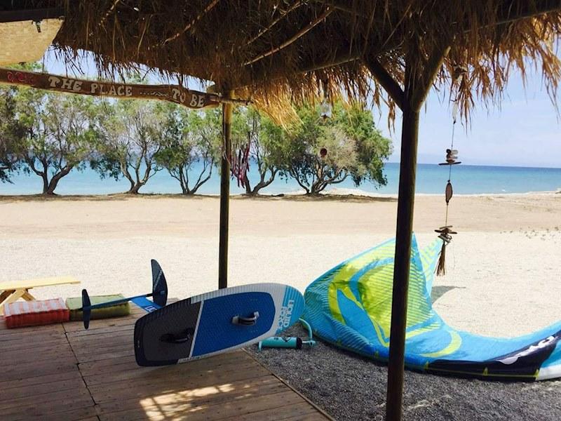 Kite Holidays on Rhodes Island