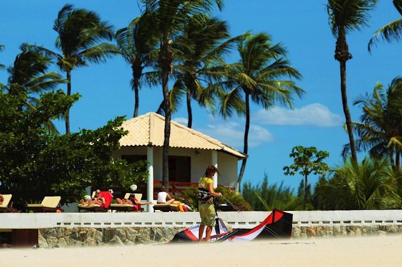 Brazilian Kitesurf Adventure