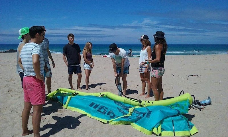 Kite Lessons and Watersports Packages