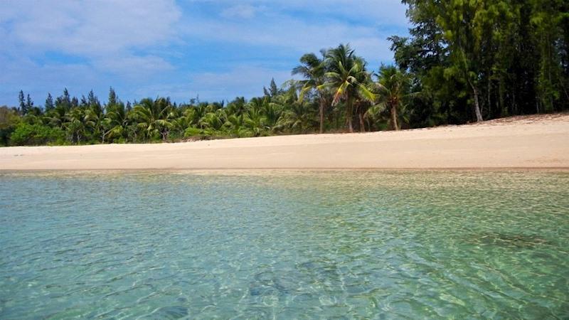 Exclusive Kitesurf Camp on Remote Island
