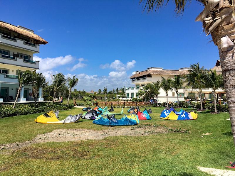 Kite Accommodation Playa del Carmen